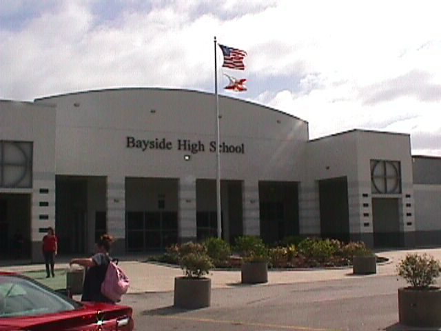 Bayside High School; Beware the Bear